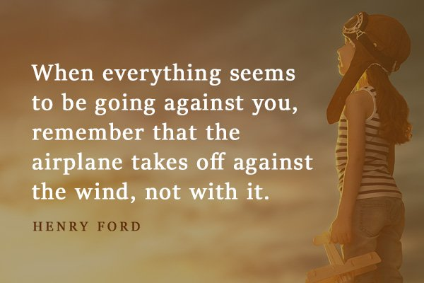 Pivot Seed Quote by Henry Ford Featured