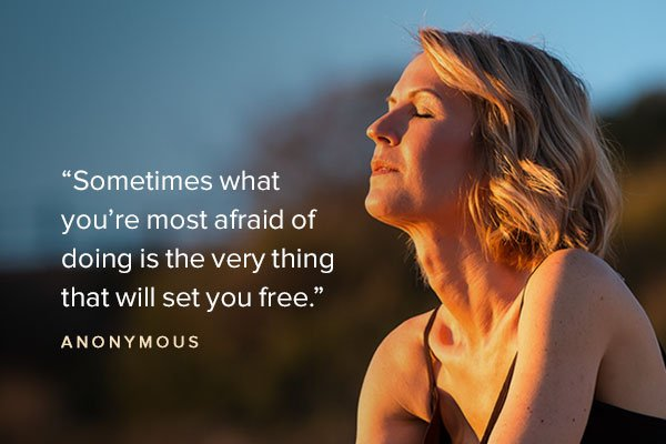 Meditation Moment on Fear Featured