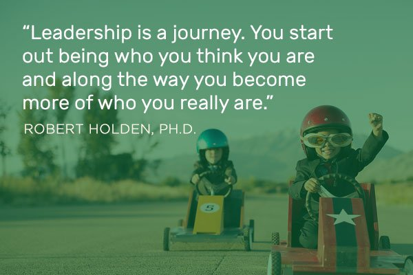 Seed Quote from Robert Holden, Ph.D. - Featured