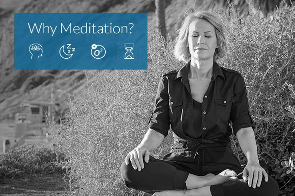 Why Meditation? Featured