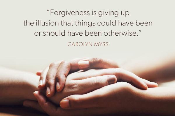 Meditation Moment From Carolyn Myss
