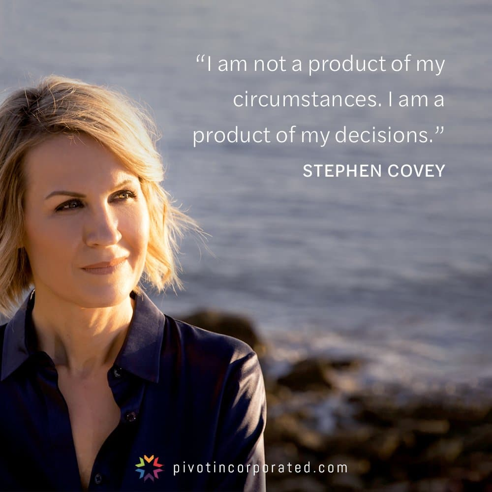 Meditation Moment with Stephen Covey