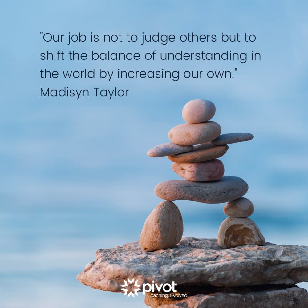 Meditation Moment From Madisyn Taylor