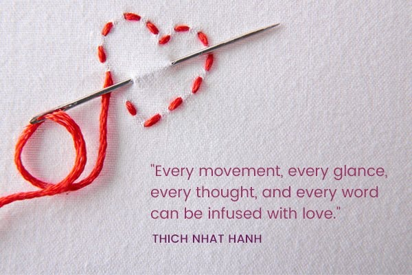Meditation Moment From Thich Nhat Hanh