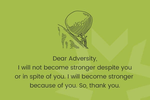 Musings on Adversity