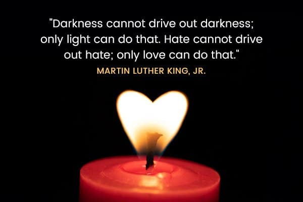 Meditation Moment From Martin Luther King, Jr.