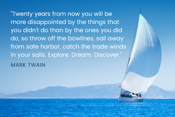 Meditation Moment From Mark Twain