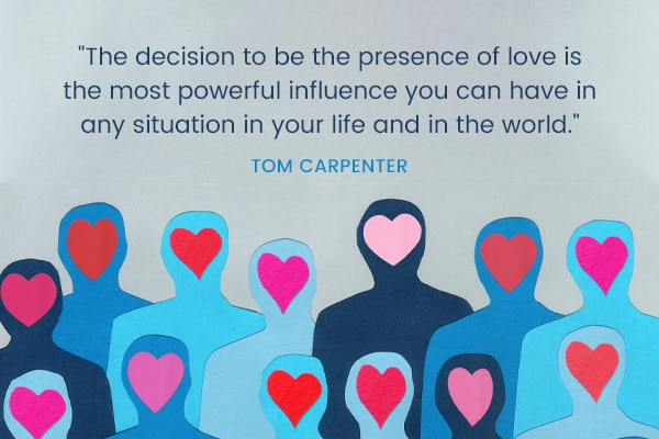 Meditation Moment From Tom Carpenter