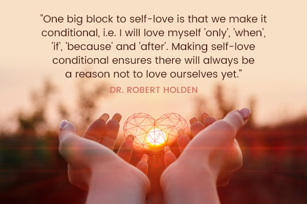 Meditation Moment About Self-Love