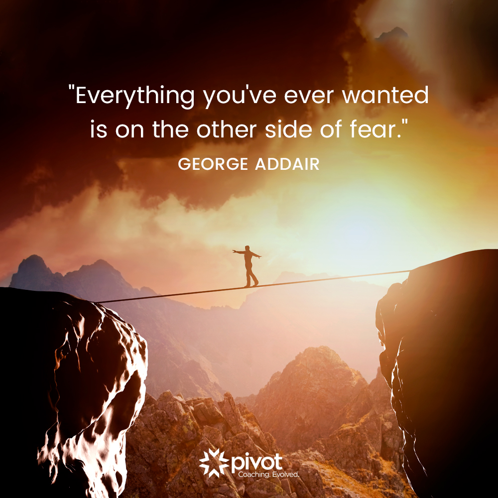 Meditation Moment From George Addair