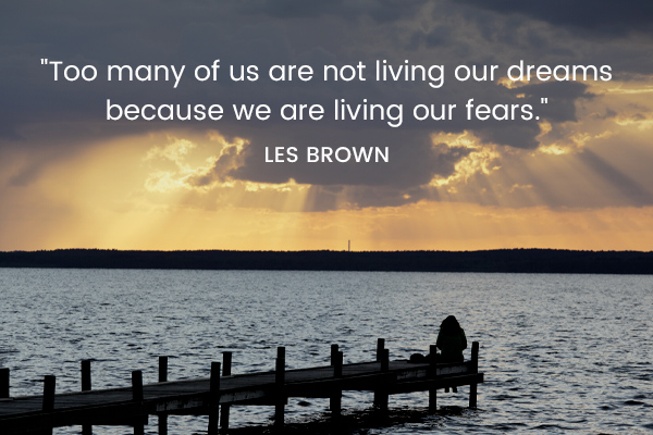 Meditation Moment From Les Brown