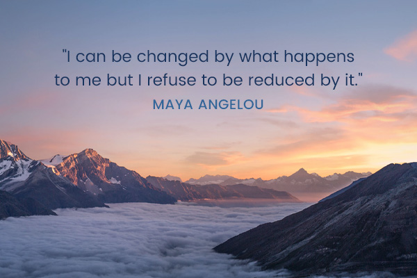 Meditation Moment About Dealing With Change